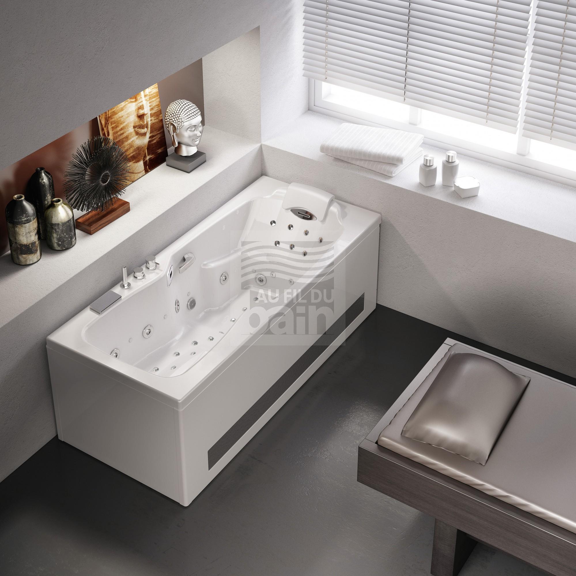 Baignoires a balneotherapie magasin pour vente de meubles de salle de bains marseille tosolini - Baignoire balneotherapie ...