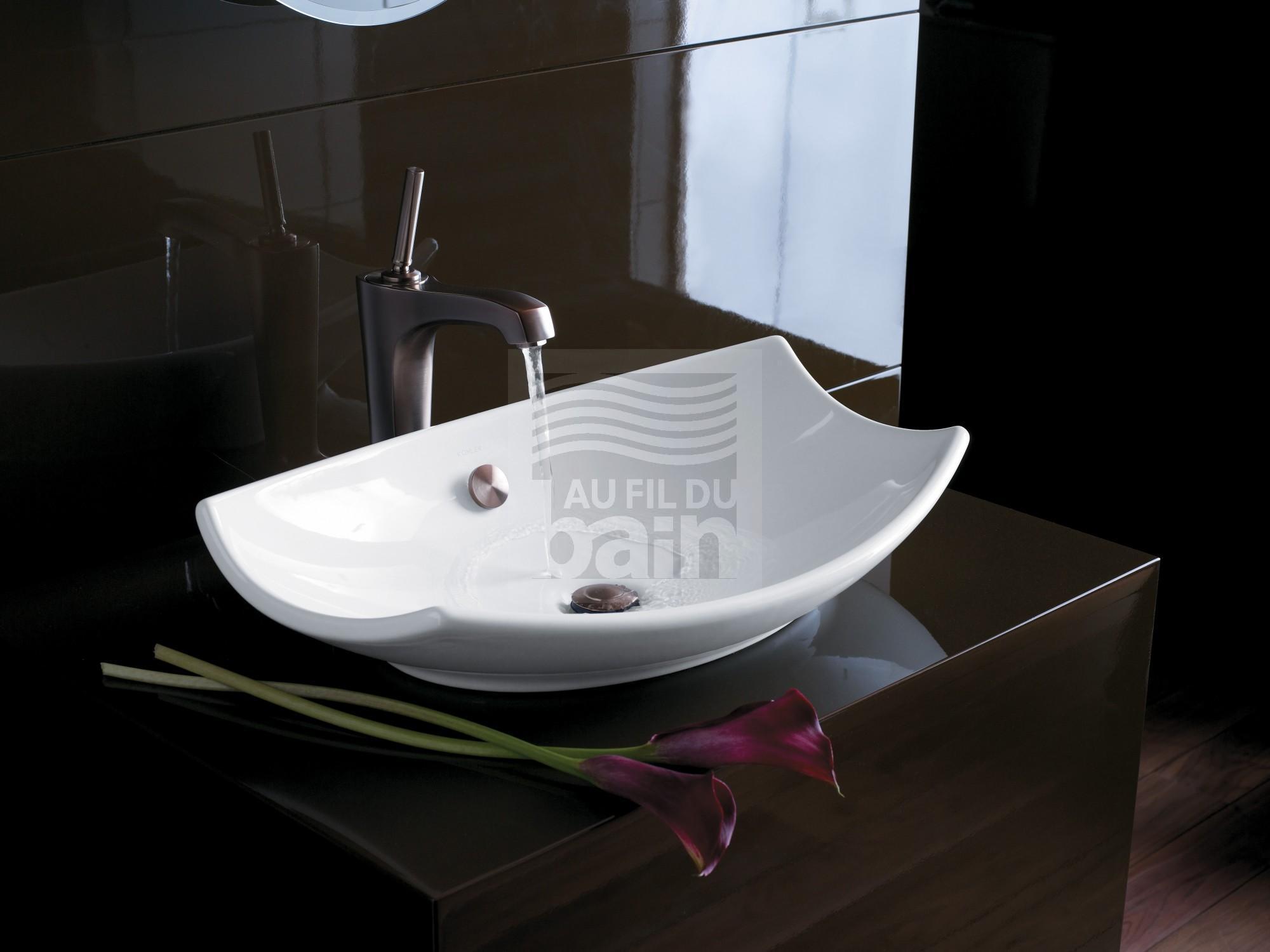 Vasques a poser ceramique magasin pour vente de meubles de salle de bains marseille tosolini - Magasin pour salle de bain ...