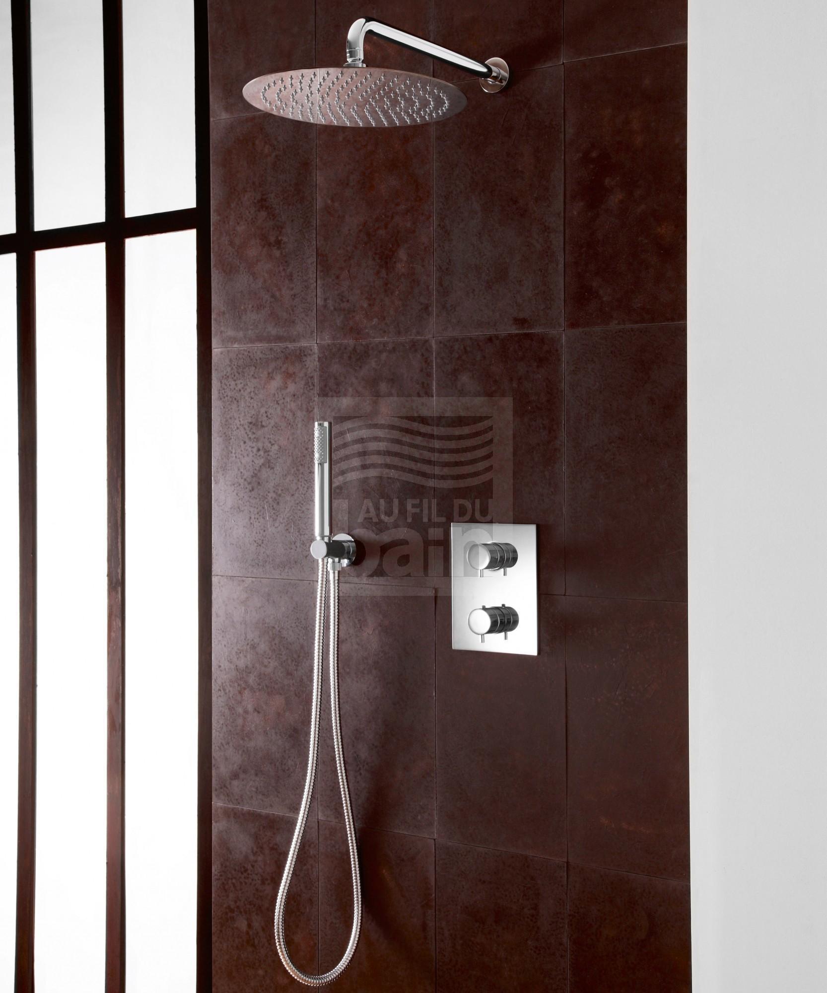 Ensembles de douche encastres magasin pour vente de - Ensemble robinetterie salle de bain ...