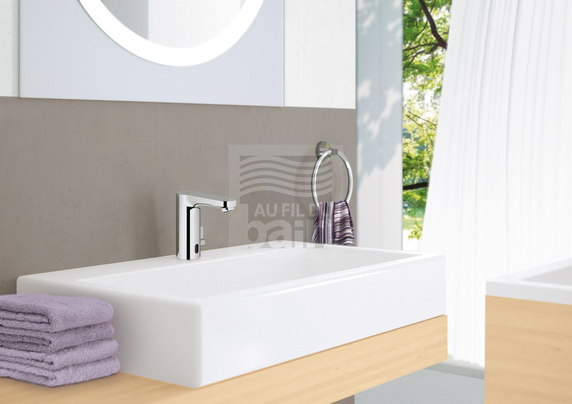 robinetterie electronique lavabo magasin pour vente de. Black Bedroom Furniture Sets. Home Design Ideas