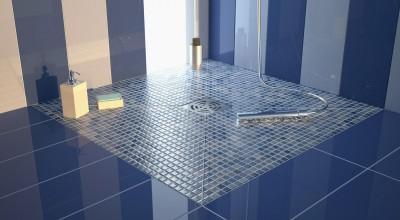 receveur de douche panodur avec bonde pour douche a l 39 italienne magasin pour vente de meubles. Black Bedroom Furniture Sets. Home Design Ideas
